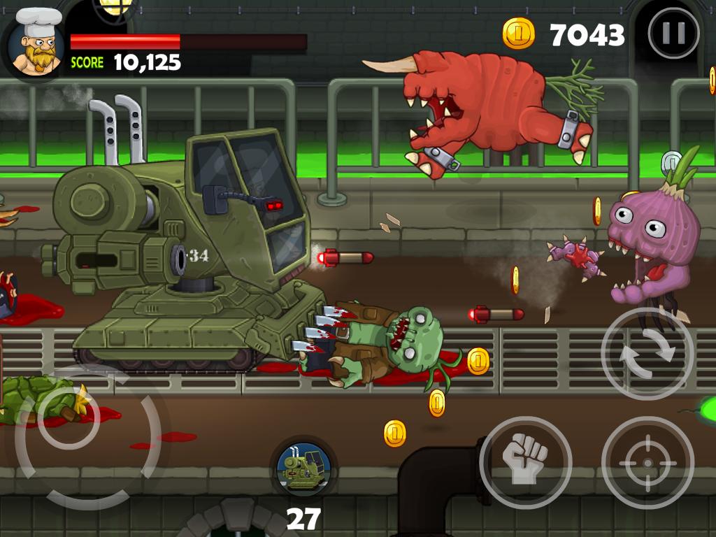 Bloody Harry - screenshot