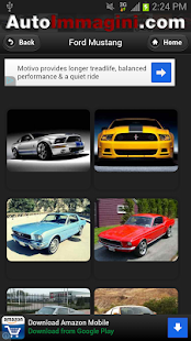 Ford Mustang Wallpapers - screenshot thumbnail