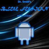 ADW Blue Fusion Theme