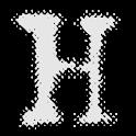 Horror Digital Clock Free icon