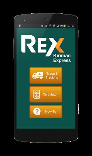 Rex Kiriman Express