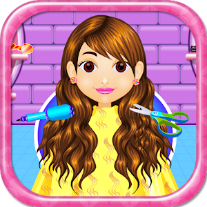 Hairdresser Salon Girls Games Android Apps On Google Play - Haircut girl game