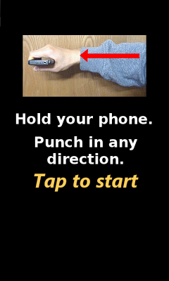 Punch Meter - screenshot