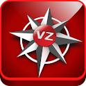 VZ Navigator for Incredible 2 logo