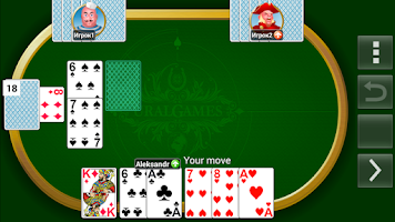 Screenshot of Durak+