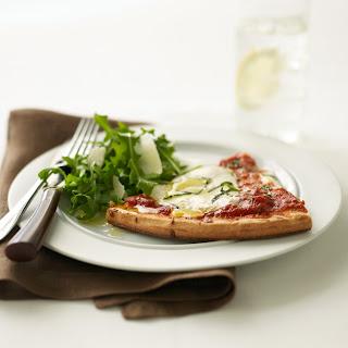 Pizza Margherita.