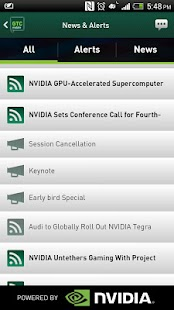 GTC Mobile - screenshot thumbnail
