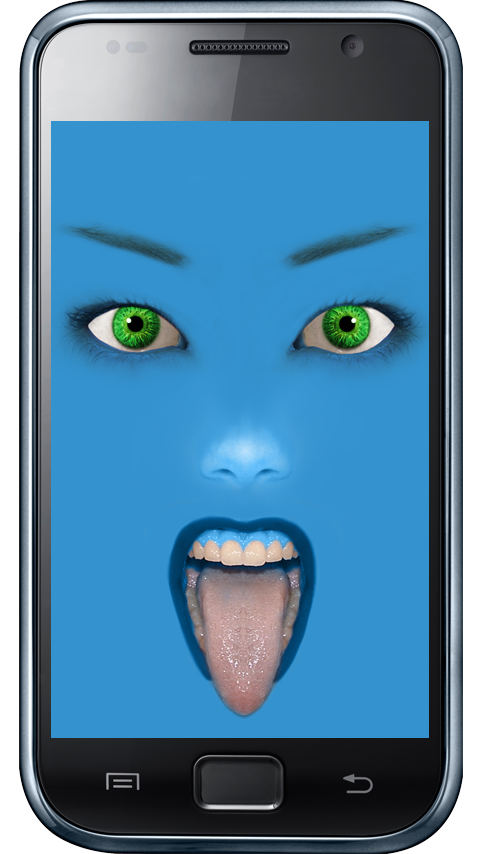 Funny Face, Smileys - screenshot