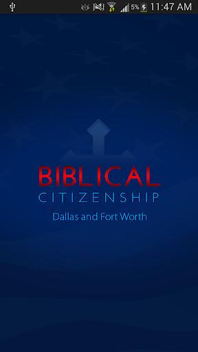 Biblical Citizenship DFW-TX