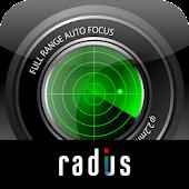 radius Smart Find〈カメラ自撮りにおすすめ〉