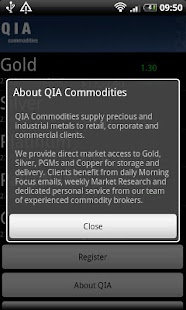 QIA Commodities - screenshot thumbnail