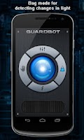Screenshot of Guardbot - Anti Theft Alarm