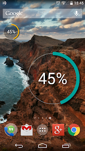 Battery Widget Reborn- screenshot thumbnail