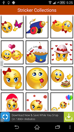 Emotion Sticker 2015