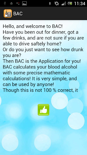 Blood Alcohol Test
