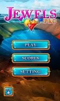 Screenshot of Jewels 2 FREE