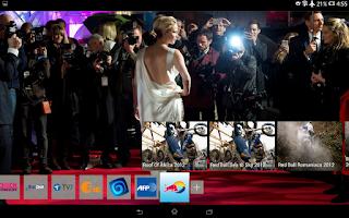 Screenshot of SPB TV