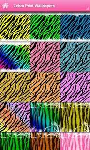 ★Custom Zebra Wallpaper Themes- screenshot thumbnail