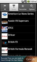 Screenshot of Stock Car BriSCA Calendar Free
