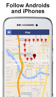 PhoneTracker with FriendMapper- miniatura screenshot