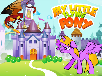 My Flying Little Unicorn Pony