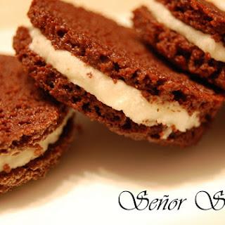 Chocolate Sandwich Cookies.