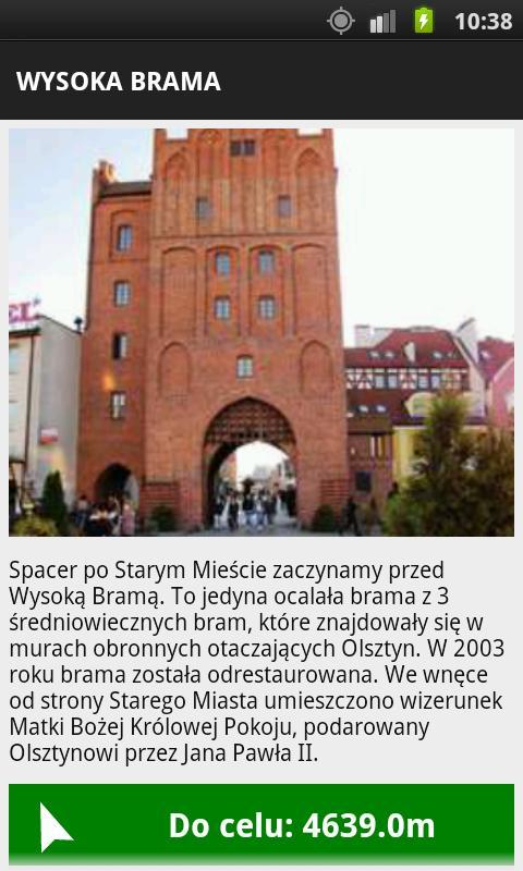 Olsztyn - Stare miasto- screenshot