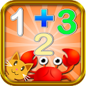 QCat -Toddler's Number 1-2-3 logo