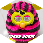 Cute Furby Doll Wallpaper