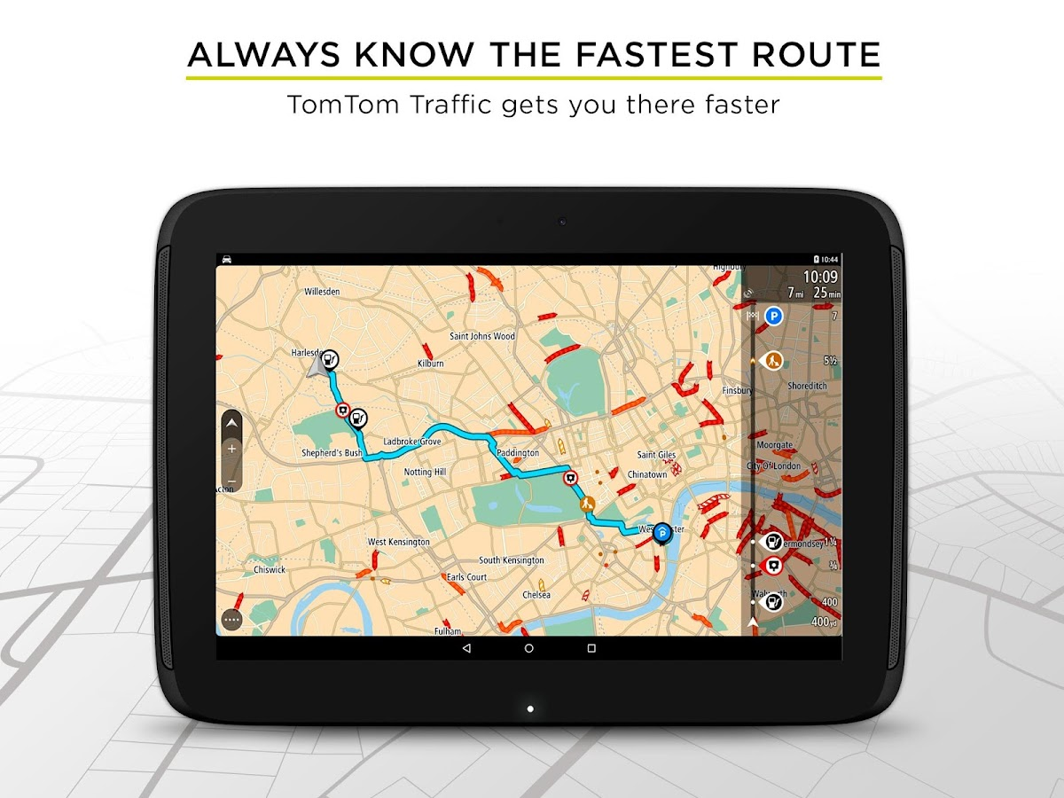 TomTom GPS Navigation Traffic  Android Apps On Google Play - Download usa map on tomtom
