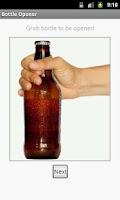 Screenshot of Bottle Opener