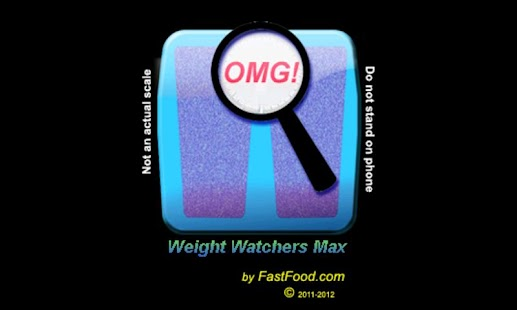 Weight Watchers Max - screenshot thumbnail