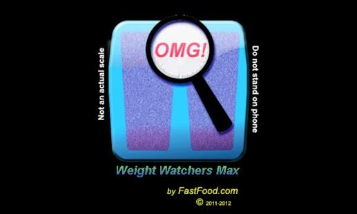 玩免費健康APP|下載Weight Watchers Max app不用錢|硬是要APP