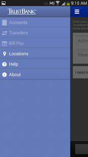 TrustBank - screenshot thumbnail