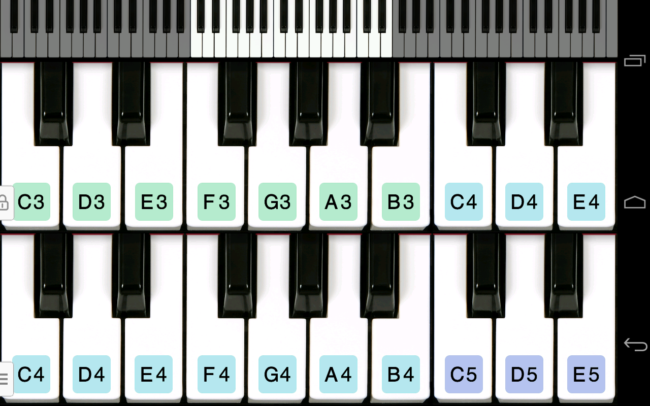 Piano for you full android apps on google play piano for you full screenshot hexwebz Gallery