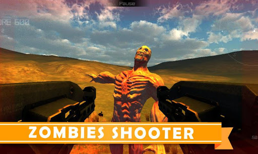 3D Z Zombies Shooter Nation