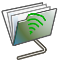 Wi-Fi share icon