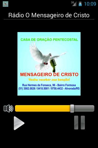 Rádio O Mensageiro de Cristo