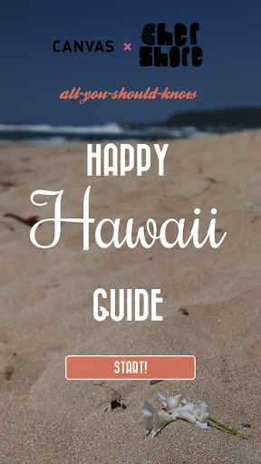 HAPPY HAWAII GUIDE: FULL ver
