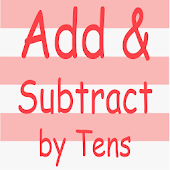 Add & Subtract by 10s