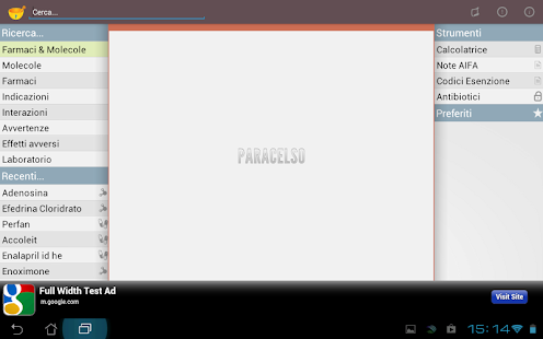 Paracelso- screenshot thumbnail