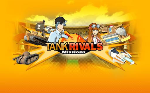 Tank Rivals Mission