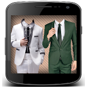 Korean Man Suit Photo Maker