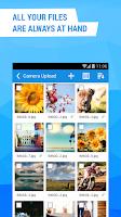 Screenshot of Cloud Mail.Ru