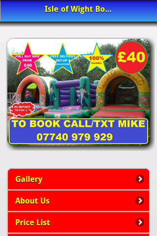Isle of Wight Bouncy Castles