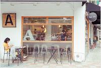 Angle Cafe 自家烘焙咖啡館