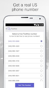 Text Free on Textfree Texting v5.2