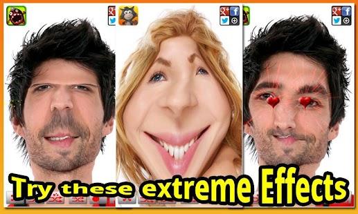 Warp My Face: Fun Photo Editor - screenshot thumbnail