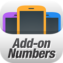Add-on Numbers icon