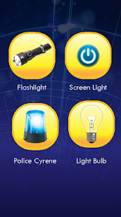 Free Flashlight Torch Lamp LED